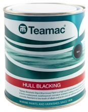 Teamac Metalastic Hull Blacking Paint